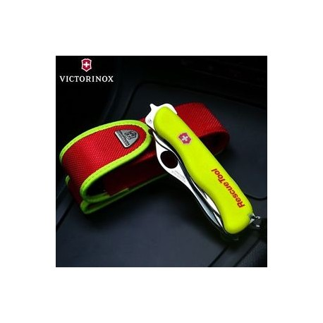 COLTELLO MULTIUSO VICTORINOX RESCUE TOOL